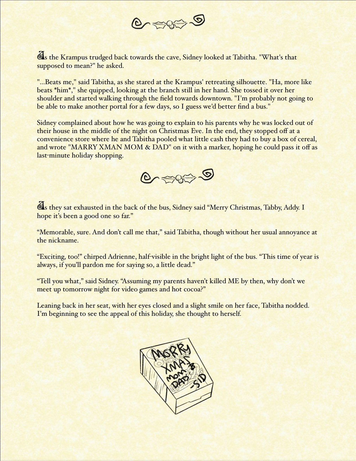 Xmas Special 2018 – Page 8