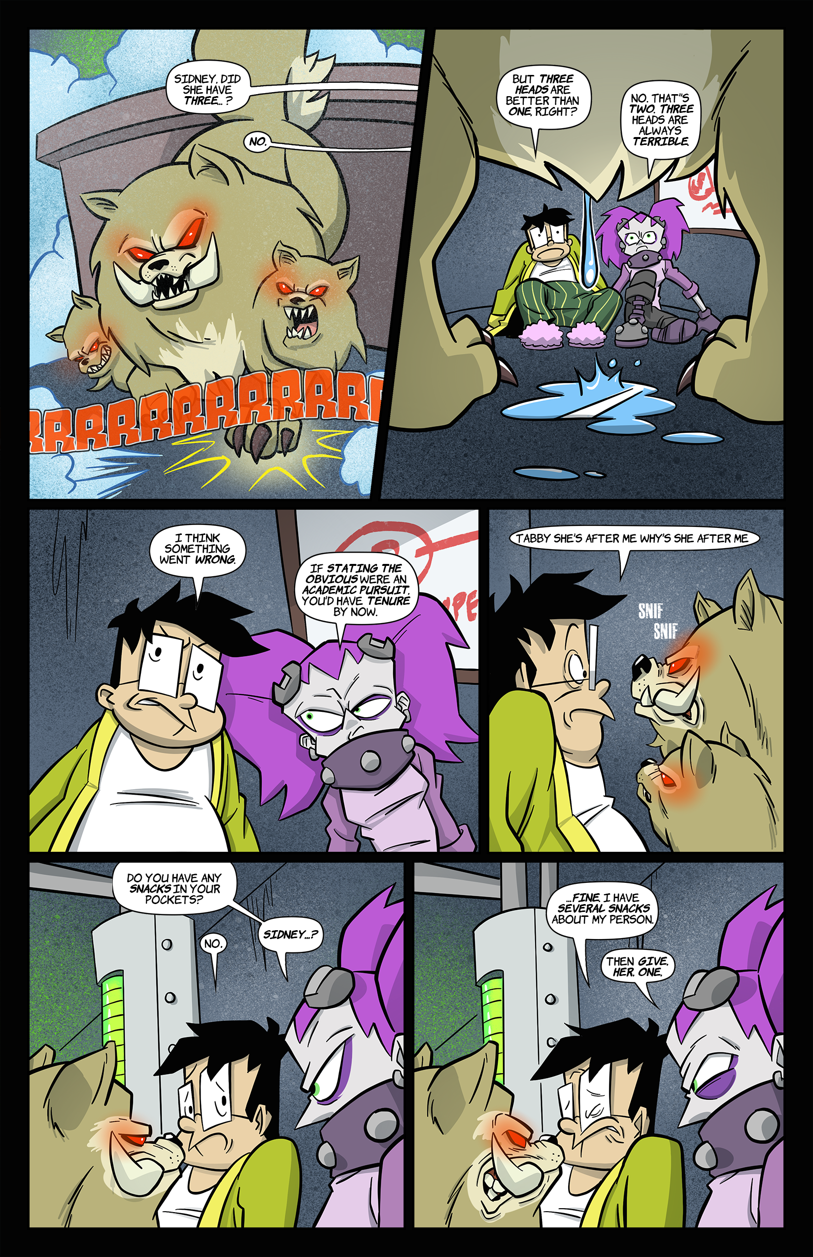 2: Tabitha Faust and the Jaundiced Jaws of Juicebox Pg 4