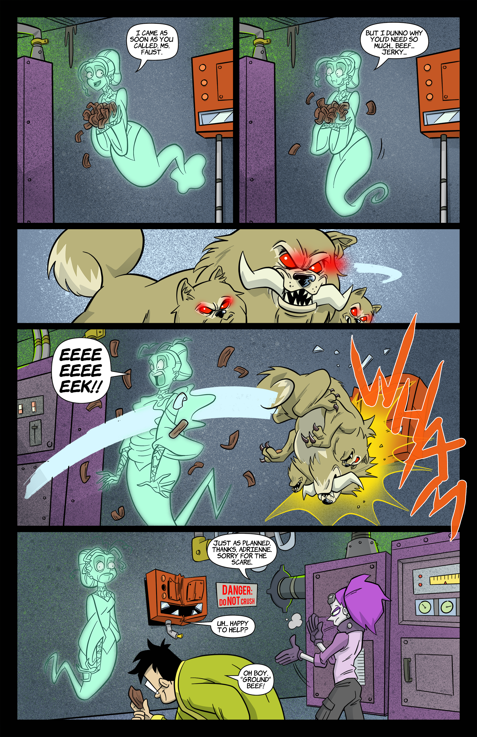 2: Tabitha Faust and the Jaundiced Jaws of Juicebox Pg 7