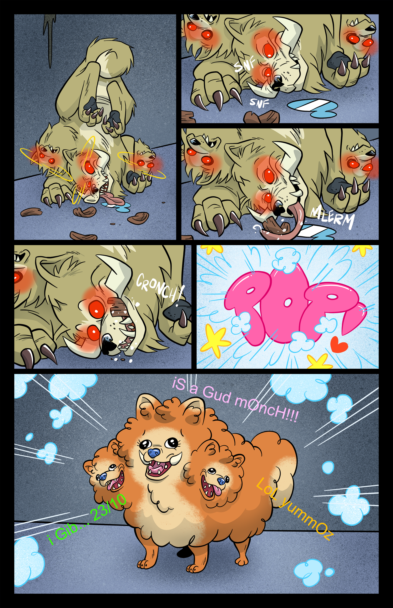 2: Tabitha Faust and the Jaundiced Jaws of Juicebox Pg 8